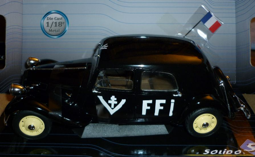 TRACTION FFI au 1/18